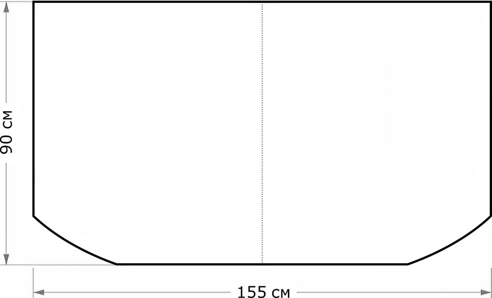 Размеры автоодеяла автотепло №11