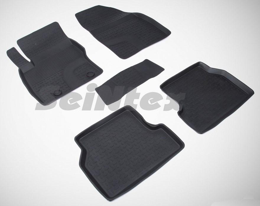Резиновые коврики Форд Фокус 2