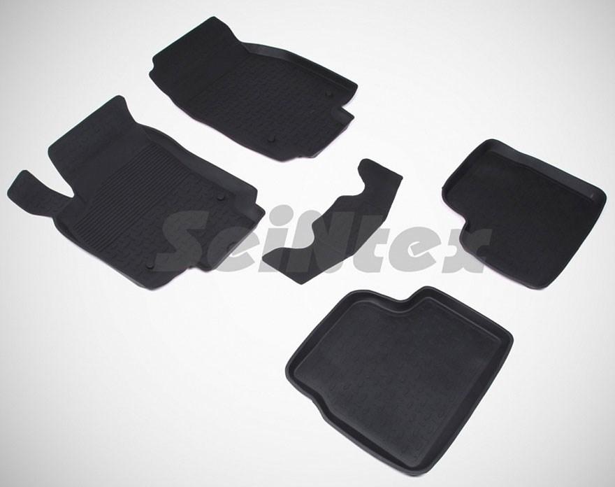 Резиновые коврики Шевроле Круз