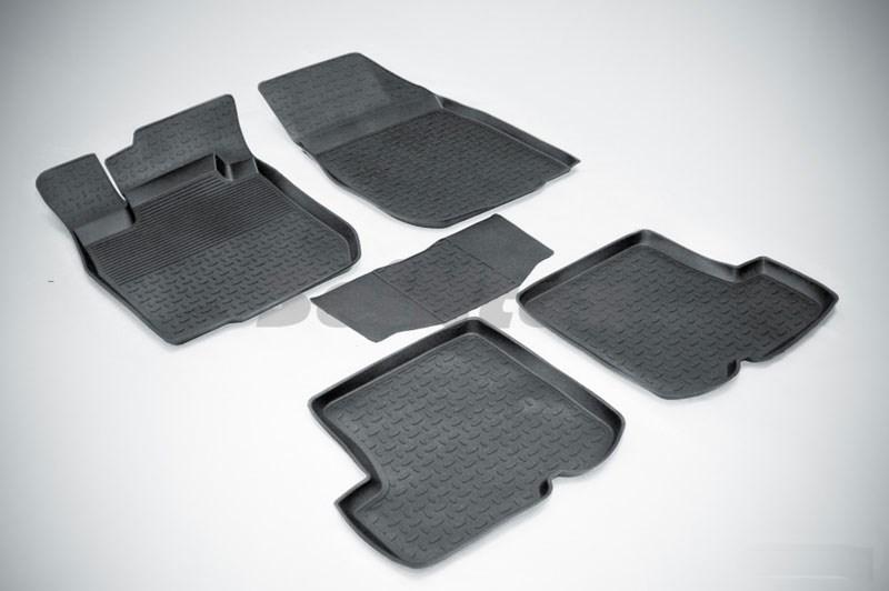 Резиновые коврики Рено Сандеро