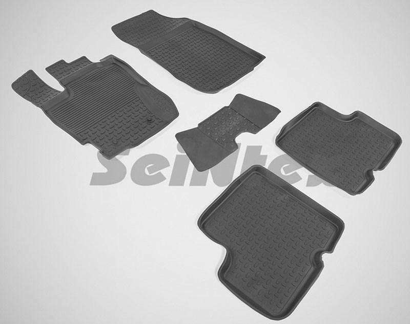 Резиновые коврики Рено Дастер 2