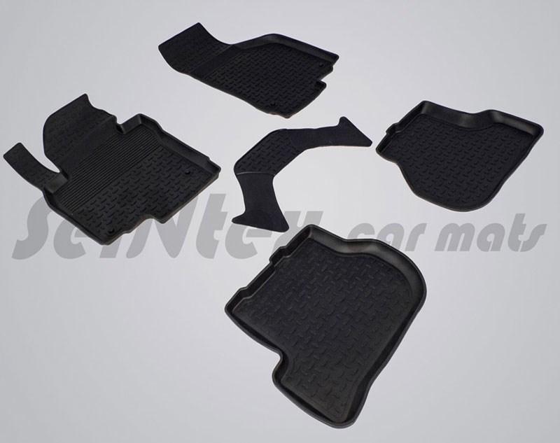 Резиновые коврики Фольксваген Гольф 5