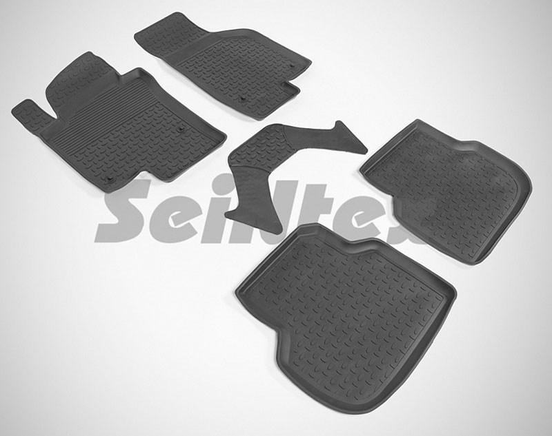 Резиновые коврики Фольксваген Джетта 6