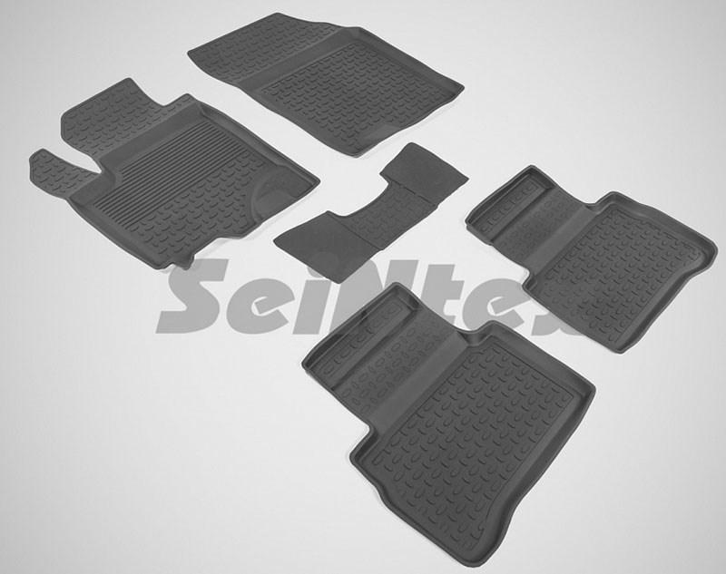 Резиновые коврики Сузуки Витара 2