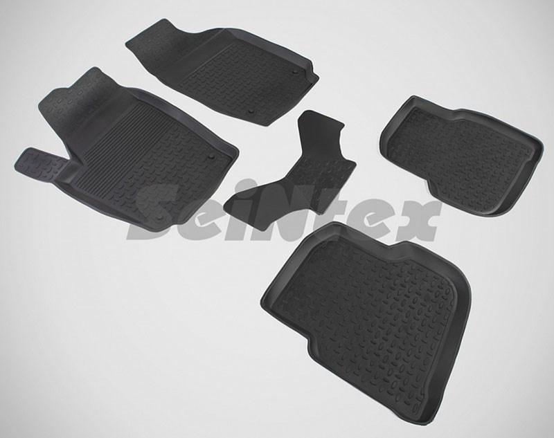 Резиновые коврики Фольксваген Поло
