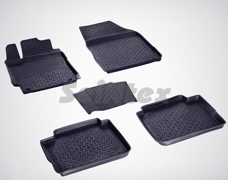 Резиновые коврики Тойота Камри