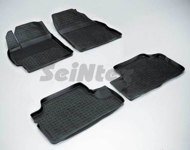 Резиновые коврики Тойота Королла