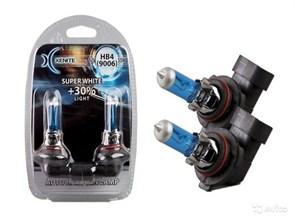 АВТОЛАМПЫ Xenite HB4/9006 12V-55W (P22d) SUPER WHITE