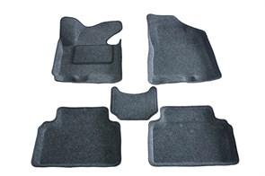 3D коврики Kia Sportage 3