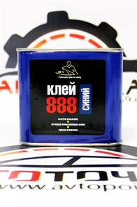 Клей 888 ULTRA Синий 0,5л