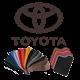 EVA коврики для Toyota (Тойота)