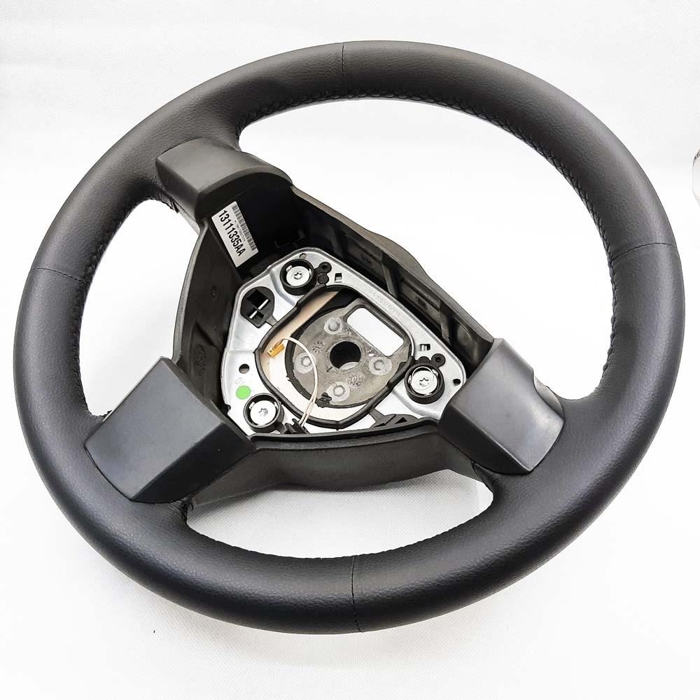 руль Opel Astra H в коже фото