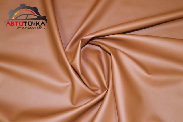 Экокожа орегон темно-коричневая