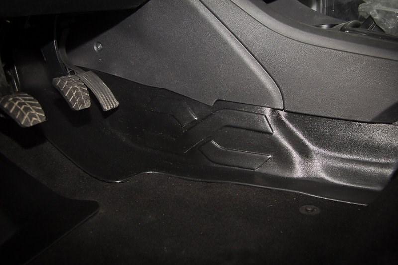 накладка на ковролин тонельная Лада Веста