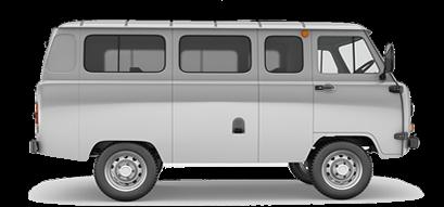 """Титан комплект для покраски УАЗ 452 """"Буханка"""" - фото 10206"""