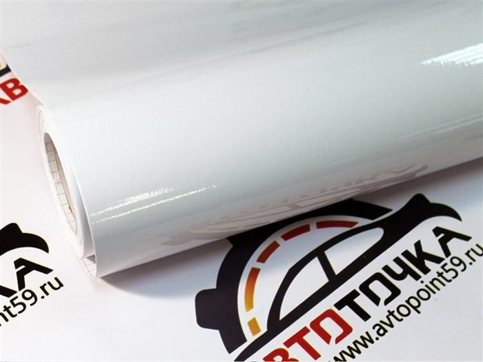Белая виниловая пленка - фото 10301
