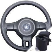 Оплетка на руль из экокожи Altona Volkswagen Polo - фото 10497