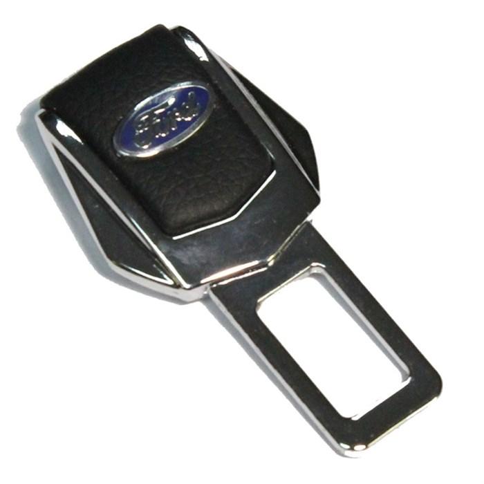 Заглушка ремня безопасности с логотипом Ford - фото 10544