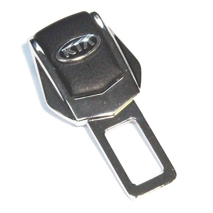 Заглушка ремня безопасности с логотипом Kia - фото 10562