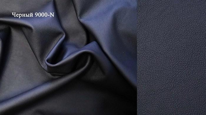 Автомобильная кожа Виста Федерико черная - фото 10718