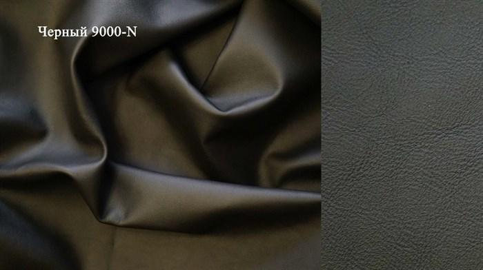 Автомобильная кожа Виста Глатт черная - фото 10720