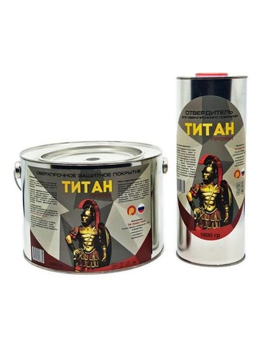 Краска Титан Профи 6 кг - колеруемая - фото 10746