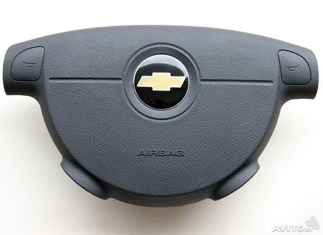 Заглушка руля Chevrolet Aveo 2006-2012 - фото 11215