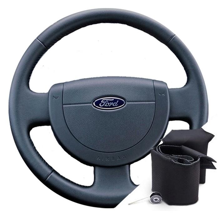 Оплетка на руле Форд Транзит Коннект - фото