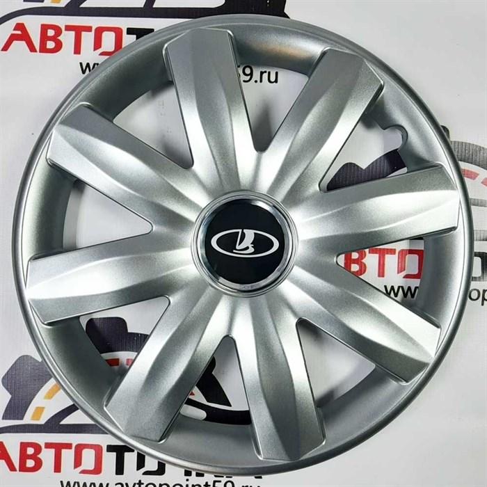 Колпаки на колеса для Лада Приора R14 SKS-Teorin 14221 - фото