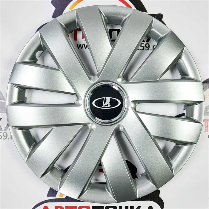 Колпаки на диски для Лада Веста R15 SKS-Teorin 15315 - фото