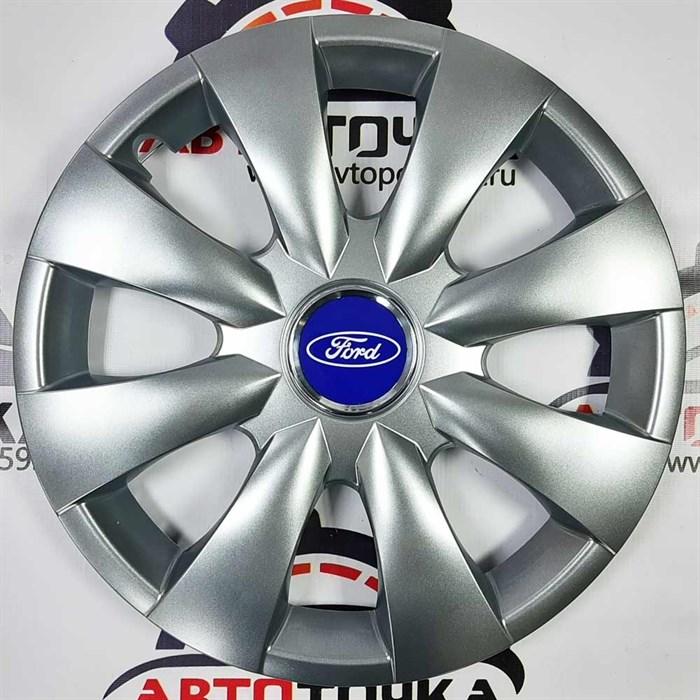 Колесные колпаки на Форд Фокус 2 R15 SKS-Teorin 15316  - фото