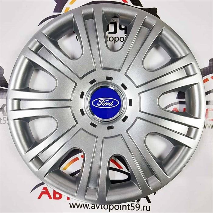 Колпаки на Форд Фокус 3 R15 SKS-Teorin 15319 - фото