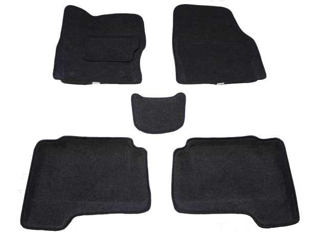Ворсовые коврики для Форд Куга 2 - фото