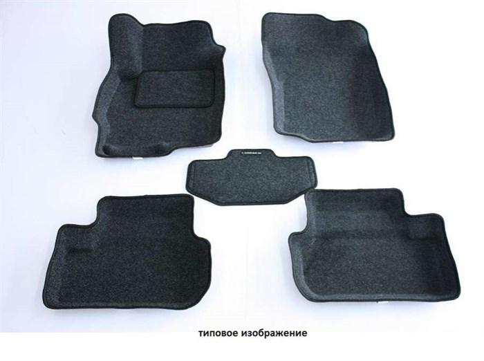 Ворсовые коврики 3D для Киа Рио X-Line - фото