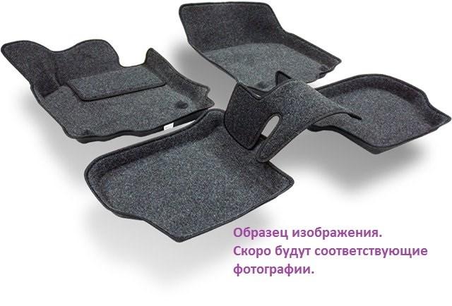 Ворсовые коврики 3D для Хендай Элантра - фото