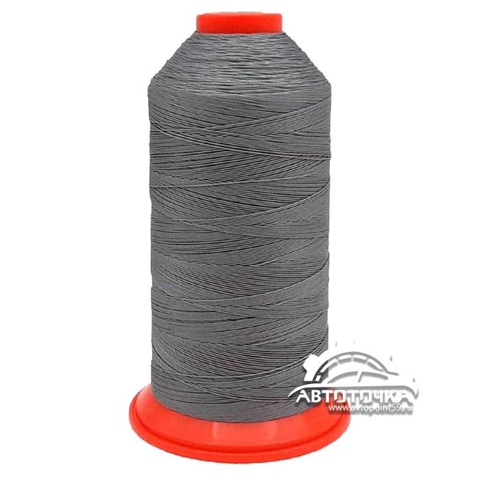 Нитки Polyart 20 1500 (6694) серый - фото
