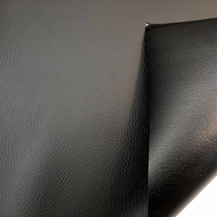термокожа черная 0,9 мм - фото