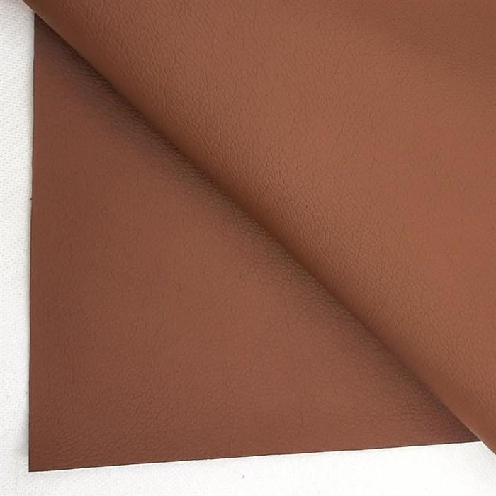 экокожа коричневая Альтона - фото