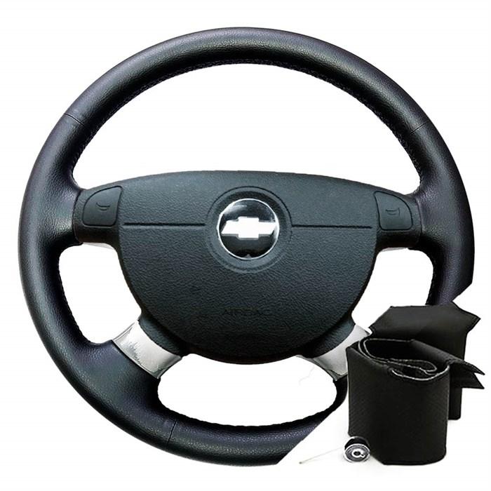 Оплетка на руль Дэу Джентра - фото