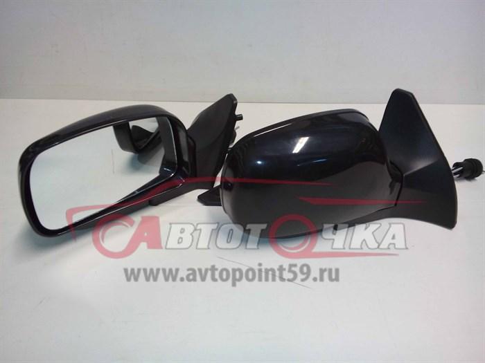 Боковые зеркала ВАЗ 2114 - 2115 черные (3291-09) - фото 4983