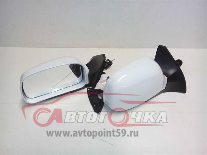 Боковые зеркала ВАЗ 2114 - 2115 белые (3291-09) - фото 4991