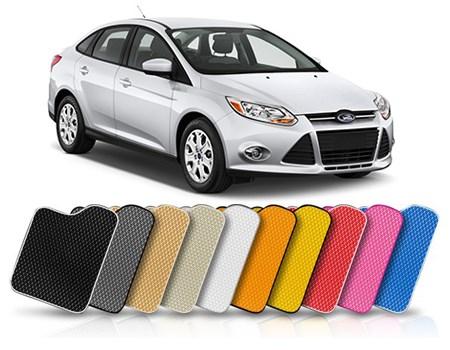 Коврики в салон Ford Focus III от 2011 г.в. (Форд фокус) - фото 5897