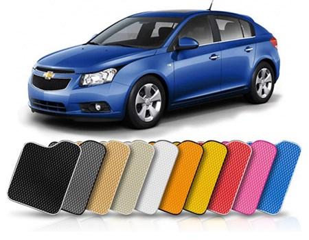 Коврики в салон Chevrolet Cruze I от 2009 г.в. (Шевроле круз) - фото 5961