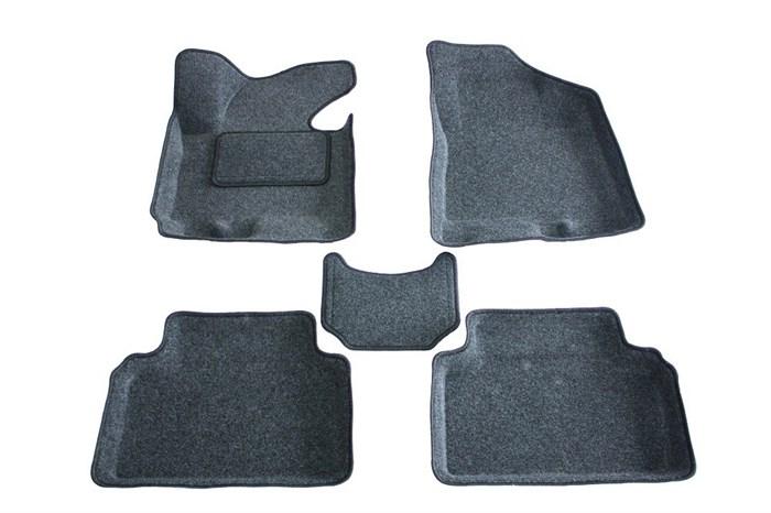 Ворсовые коврики 3D для Хендай ix35 - фото