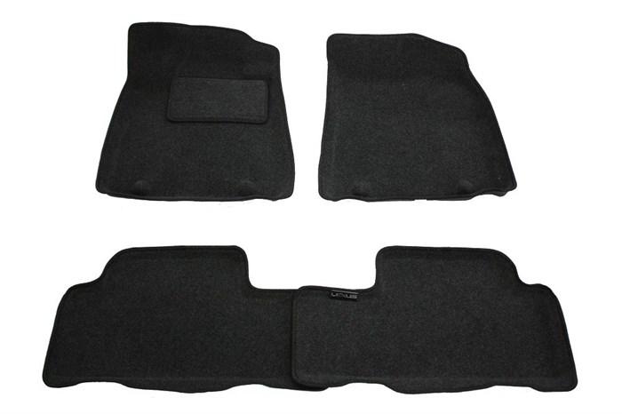 Ворсовые коврики 3D для Lexus RX - фото