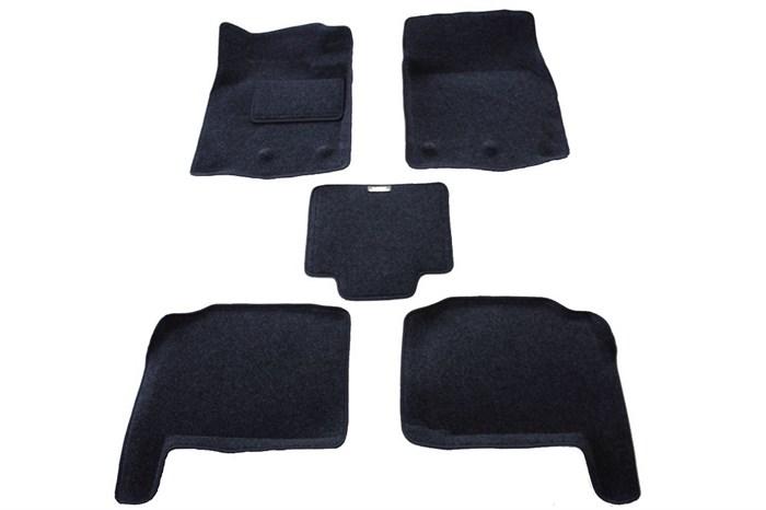 Ворсовые коврики 3D для Lexus LX 570 - фото