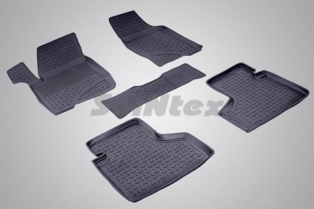 Резиновые коврики с высоким бортом для Chevrolet Niva