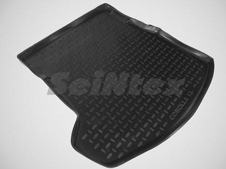 резиновый коврик в багажник Toyota Corolla E170 - фото