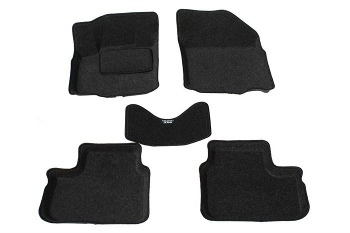Ворсовые коврики 3D для Сузуки SX4 - фото