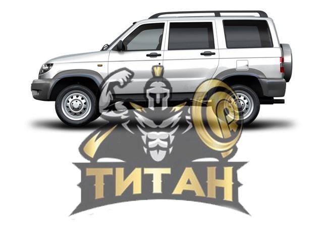 Покраска автомобиля кузов джип Титаном - фото 8471